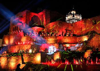 Las Fiestas del Cusco