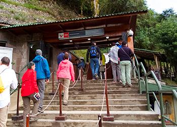 El ingreso a Machu Picchu a los menores de edad